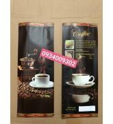 Túi đựng cafe 250g giá rẻ