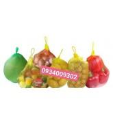Túi lưới đựng trái cây giá rẻ