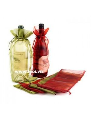 Túi đựng rượu 001 (túi lưới)