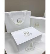 Trọn bộ hộp giấy và túi giấy cao cấp