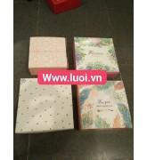 Hộp giấy đựng bánh cao cấp 2018-04