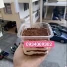 Hộp nhựa đựng bánh taramisu giá rẻ