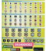 Icon cảnh báo chỉ dẫn giá rẻ
