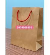 Túi giấy kraft siêu rẻ