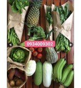 Giấy gói rau củ quả