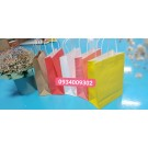 Túi giấy quai giấy màu có sẵn
