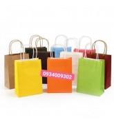 Sản xuất túi giấy quai giấy giá rẻ