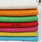 Vải đay nhiều màu