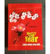 Túi giấy in chúc mừng năm mới 02