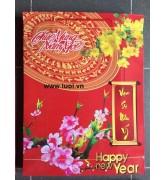 Túi giấy in chúc mừng năm mới 03