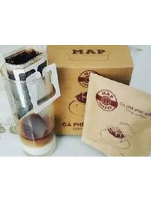Hộp giấy và túi đựng coffee