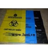 Túi đựng rác thải bệnh viện 01