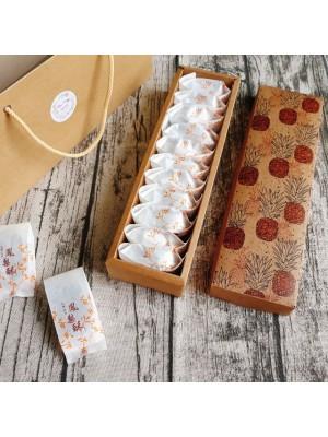 In hộp đựng bánh dứa giá rẻ