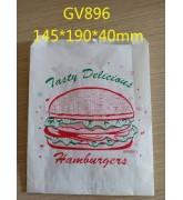 In túi giấy đựng hambuger giá rẻ