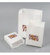 In túi giấy đựng gà rán giá rẻ