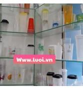 Ly nhựa đựng trà sữa giá rẻ