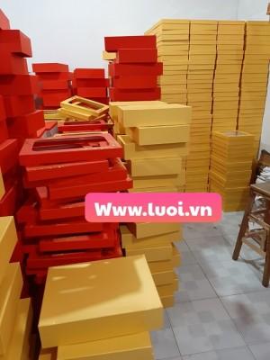 Xưởng làm hộp quà giá rẻ