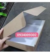 Hộp giấy kraft 30x40 đựng quần áo