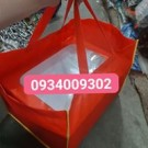 Túi vải đựng hộp quà tết