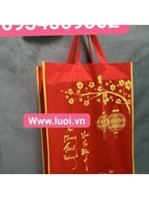 Túi vải đựng hộp quà tết 30x40