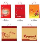 Túi giấy kraft đựng lịch giá rẻ