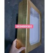 Hộp vàng ánh kim 30x40