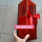 Hộp giấy đựng rượu quà tặng