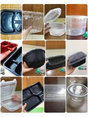 Hộp nhựa dùng 1 lần giá rẻ