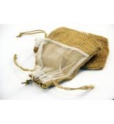 Túi bố dây rút có mặt lưới voll
