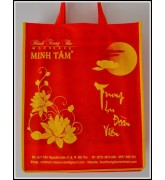 Túi vải không dệt đựng bánh trung thu giá rẻ