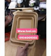 Dĩa giấy đựng thức ăn giá rẻ