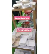 Tô giấy đựng thức ăn giá rẻ