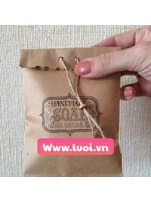 Túi giấy đựng bánh giá rẻ