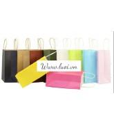 Túi giấy quai giấy giá rẻ