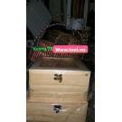 Hộp gỗ mặt kiếng giá rẻ