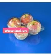 Hộp nhựa đựng 4 trái táo giá rẻ