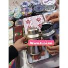 Lon thiếc đựng trà giá rẻ