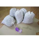 Túi vải lọc trà