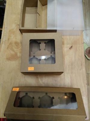 Các loại hộp đựng bánh