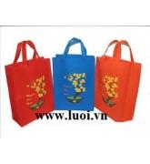 Túi vải đựng quà tết giá rẻ nhiều size