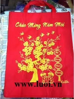 Túi vải đựng quà tết giá rẻ