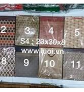Túi giấy hoa văn 03