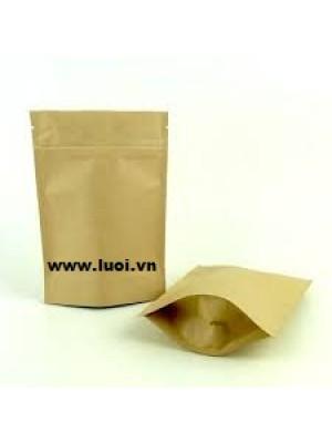 Túi giấy nhôm đựng cà phê-trà 01