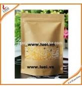 Túi giấy nhôm đựng cà phê-trà 02