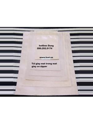 Túi giấy nhôm không đáy