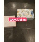 Hộp giấy đựng bánh cao cấp 2018-10