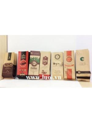 Túi giấy cafe giá rẻ