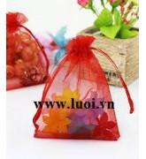 Túi voan đưng hoa khô giá rẻ
