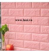 Xốp dán tường 3d giá rẻ