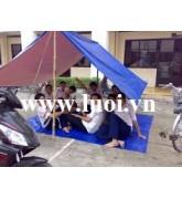 Cho thuê bạt lều cắm trại giá rẻ